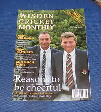 WISDEN CRICKET MONTHLY MAY 1996 - REASONS TO BE CHEERFUL