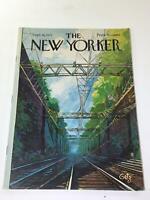 The New Yorker: September 18 1971 - Full Magazine/Theme Cover Arthur Getz