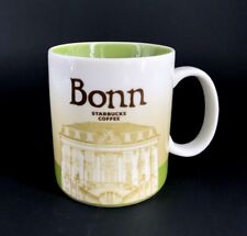 Starbucks Coffee Global Icon City Collector Series BONN Germany Mug Cup SKU