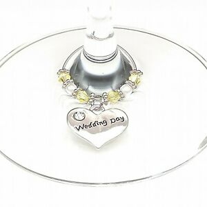 Personalized Wedding Table Favor Decoration Thanks For Coming Wedding Day Charms