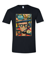 Stan Lee Fantastic Four Comic Book Cover Graphic T Shirt