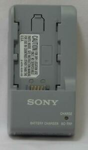 Sony BCTRP Battery Charger for NP-FH NP-FP Series Batteries - Grade A (BC-TRP)