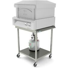 Alfresco 30-Inch Pizza Oven Cart
