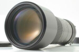 [Near MINT] Nikon Ai-S Ais Nikkor ED IF 300mm f/4.5 Telephoto Lens JAPAN #370