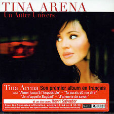Une Autre Univers by Tina Arena (CD, Dec-2005, Sony Music Distribution (USA))