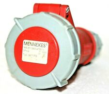 Mennekes 16A-6h/380-415V~ Type:3871RS Red