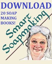 20 SOAP MAKING BOOK DOWNLOAD CRAFTING HOBBIES