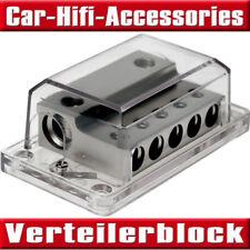 30.3601-03s Verteilerblock - Stromkabel Verteiler 2x 50mm² Eing. 5x 20mm² Ausg.