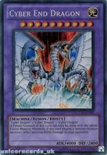 LCGX-EN181 Cyber End Dragon Secret Rare UNL Edition Mint YuGiOh Card