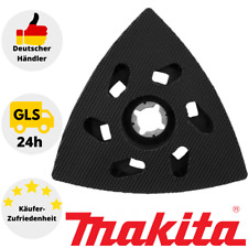 Makita B-65115 Delta-Schleifplatte Klett 93 mm Starlock-Aufnahme Deltaform