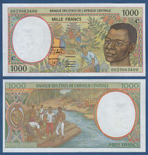 CENTRAL AFRICAN STATES / CONGO 1000 Francs (20)00 UNC P.102C g