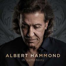 Albert Hammond en Symphony 2016 Vinyle 2-LP + Album CD NEUF / scellé