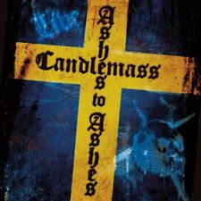 CANDLEMASS - ASHES TO ASHES  CD + DVD NEW+