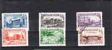 RUSSIA  1950 UZBEK REPUBLIC    SET VF