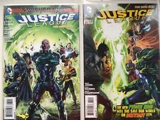 Justice League 30 & 31 first app of Jessica Cruz as Green Lantern