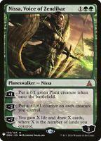 Nissa, Voice of Zendikar x1 Magic the Gathering 1x Mystery Booster mtg card