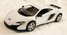 RMZ City - 1:32 Scale Model McLaren 650S White (BBUF555992W)