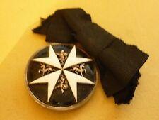 More details for vintage officer serving sister order of st john silver medal breast badge