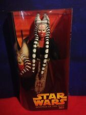 """Star Wars 2005 Revenge of the Sith 12"""" Inch Shaak Ti"""
