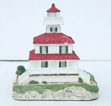 Harbour Lights Lighthouse New Canal Louisiana #148 made in 1995 Coa Edition 297