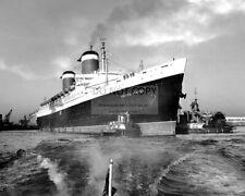 SS UNITED STATES LUXURY PASSENGER LINER - 8X10 PHOTO (RT855)