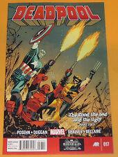 Marvel comic Deadpool  2013 #017