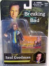 """BREAKING BAD - Saul Goodman 6"""" Action Figure (Mezco) #NEW"""