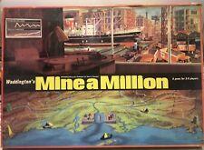 Waddingtons Mine A Million Board Game 1965