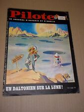 """PILOTE no 449"" (1968) ASTERIX / PILOTORAMA - BLOIS 1588 / FRED / GOTLIB"