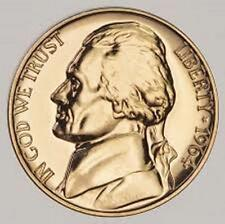 1964 Proof Jefferson Nickel. From US Proof Set
