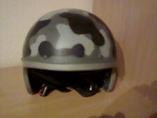 Used Russian Npp-Class Spetsnaz Bulletproof Helmet Zsh-1 Fsb Mvd Camo Urban Grey
