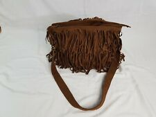 WOMEN'S ATMOSPHERE BROWN SHOULDER BAG  *FREE UK SHIPPING
