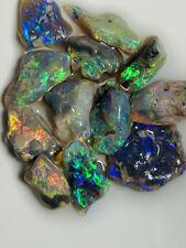 Australian Rough Opal L/R GEM Knobby Cutters Grade Bright 25cts WC1426 Video