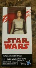 Rey 6in Star Wars Starklier Base Brand New Unpoened Hasbro Walgreens Exclusive