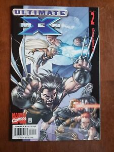 Ultimate X-Men (2001 series) #2 (Marvel)