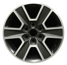 "18"" Ford F150 2015 2016 2017 Factory OEM Rim Wheel 3997 Matte Charcoal Machined"