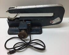 Vintage Dremel Moto-Shop Scroll Jig Saw 57-2 - Working!