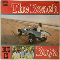 THE BEACH BOYS BUG-IN LP REGAL EMI STARLINE UK PRO CLEANED