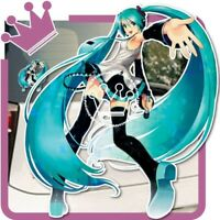 Vocaloid Hatsune Miku Anime Car Decal Sticker 022