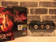 Resident Evil Soundtrack Cassette Tape Marilyn Manson Rammstein +Card Slipknot