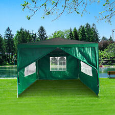 Luxe Pavillon 3x4m pavillon de jardin barnum tente de jardin Chapiteau Gazebo NEUF