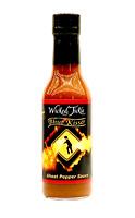 Ghost Pepper Hot Sauce All Natural Award Winning Sauce Wicked Tickle Bhut Kisser