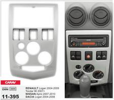 CARAV 11-395 2Din Marco Adaptador Kit de Radio RENAULT Logan, Tondar DACIA Logan