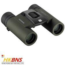 Olympus 8x25 WP II Frost Green Waterproof Binoculars Roof Prism Compact