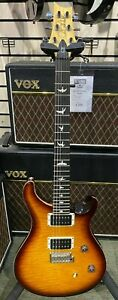 PRS CE24 MT GLOSS, MCCARTY TOBACCO SUNBURST, MADE IN USA - NEW OLD STOCK