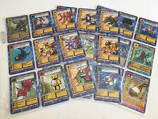 Digimon Series 2 Cards Complete Set B055/BO108