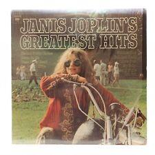 Janis Joplin's Greatest Hits LP Vinyl Album 1973 Columbia KC 32168