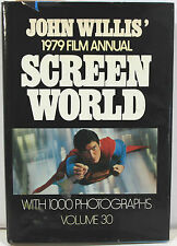 John Willis Screen World: 1979 Film Annual – 1978 Movies in Review