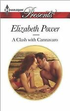 A Clash with Cannavaro (Harlequin Presents)-ExLibrary