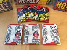 1977-78 OPC O-Pee-Chee Hockey Wax Pack